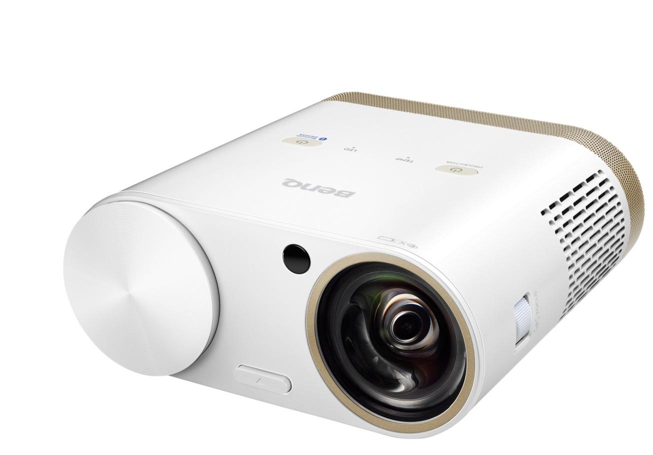 BenQ DLP Projektor i500 DLP/1280x800 WXGA/500 ANSI lm/100 000:1/D-Sub/HDMI/2x5W Repro/20 000 hrs lamp life