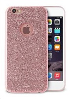 """Puro zadní kryt pro Apple iPhone 6 Plus/6s Plus """"SHINE COVER"""", růžové zlato"""