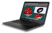 HP Zbook 15u G3 i5-6200U/8GB (1x8)/256GB M2 SATA /AMD Firepro W4190 2GB/15,6 FHD/ FreeDOS