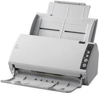 FUJITSU skener Fi-6110 A4, průchod, 20ppm, 50listů podavač, USB 2.0, 600dpi, CCDs, oboustranný sken