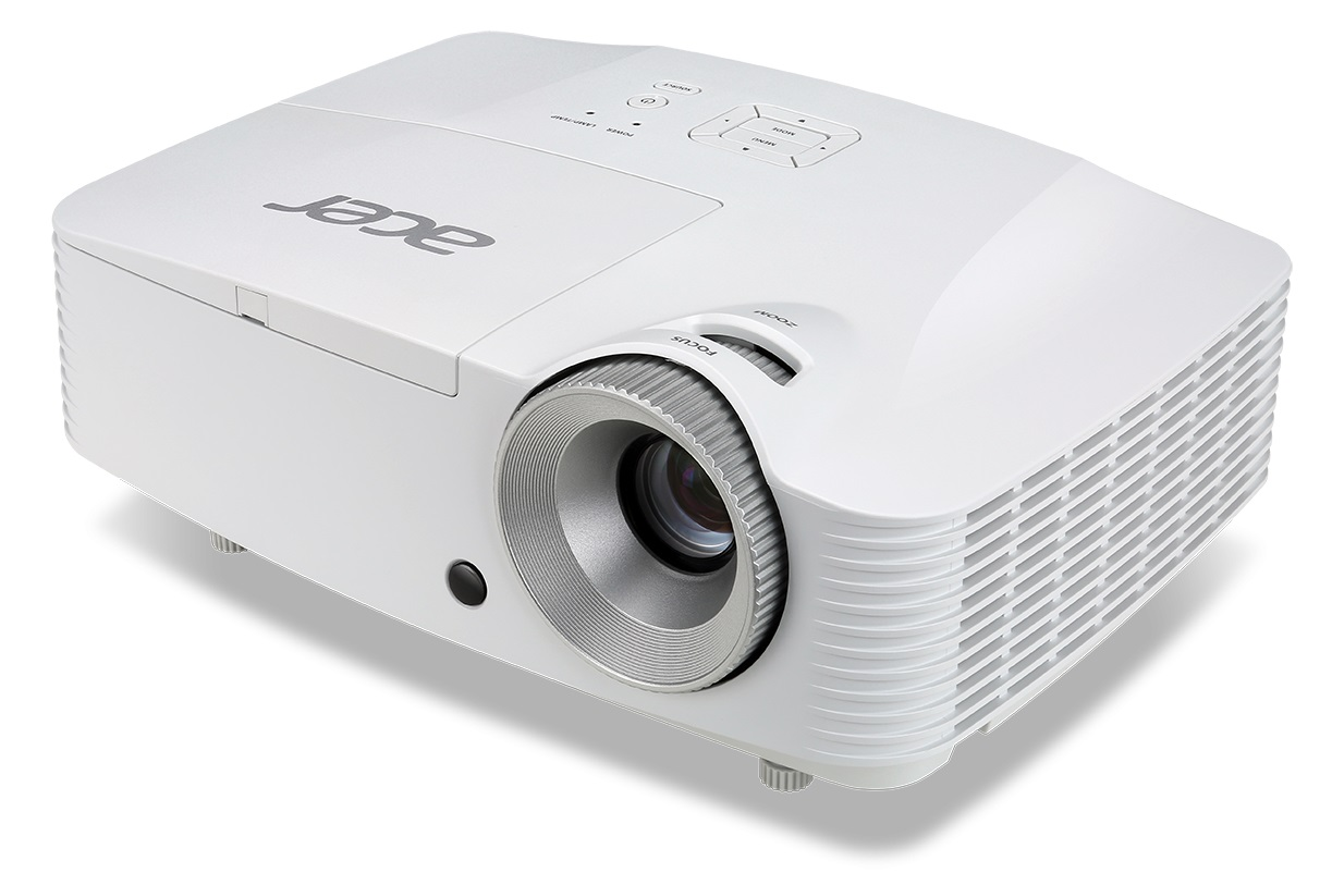 Acer X1278H DLP/3D/1024x768 XGA/3800 ANSI lm/20 000:1/HDMI/Repro/ColorBoos II+/ColorSafe 3D/2.6 Kg