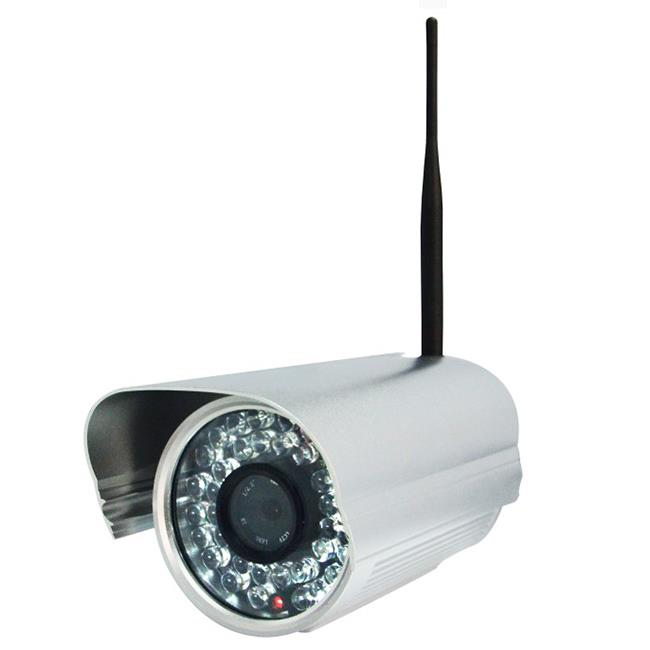 Foscam outdoor IP camera FI9805W WLAN IP66 4mm H.264 960p