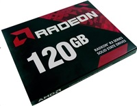 "SSD AMD Radeon R3 120GB, SATA III/600, 2.5"", 7mm"