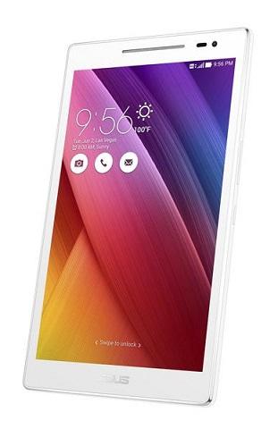 "ASUS PAD Z380KNL - Qualcomm 8916@1.2GHz (4x), 8"" IPS WXGA, 2G, 16G, WiFi + BT + LTE, Android 6.0, bílá barva"