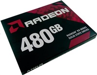 "SSD AMD Radeon R3 480GB, SATA III/600, 2.5"", 7mm"