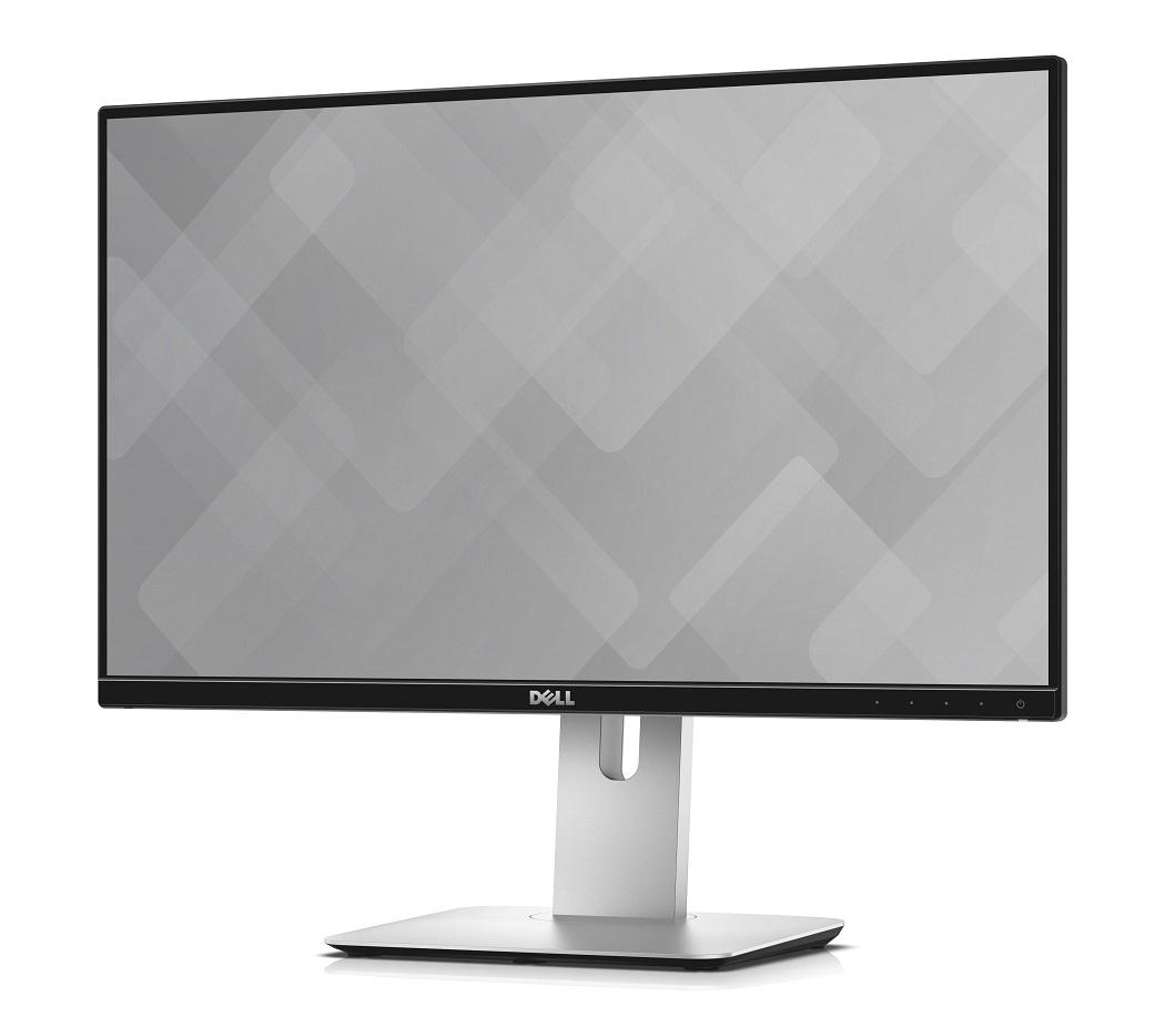 """24"""" LCD Dell U2417HWi UltraSharp Wi-Fi IPS FHD 16:9/HDMI/USB/3RNBD/Černý"""