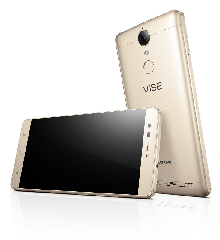 "Lenovo Smartphone K5 Note Dual SIM/5,5"" IPS/1920x1080/Octa-Core/1,8GHz/3GB/16GB/13Mpx/LTE/Android 5.1/Gold"