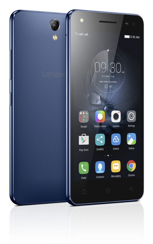 "Lenovo Smartphone Vibe S1 Lite Dual SIM/5,0"" IPS/1920x1080/Octa-Core/1,3GHz/2GB/16GB/13Mpx/LTE/Android 5.1/Blue"
