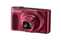 Canon PowerShot SX620 HS, 20.2 Mpix, 25x zoom - červený