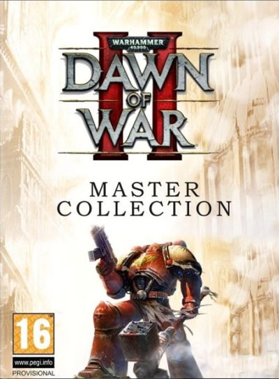 Sega PC hra Warhammer 40,000: Dawn of War 2 (Master Collection)