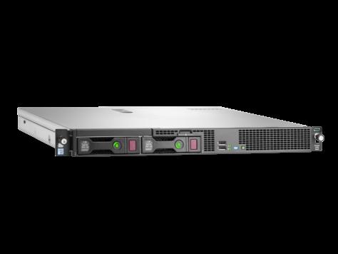 HP PL DL20G9 PentiumG4400 (3.3G/2C/3MB) 1x8G B140i SATA 2LFF-NHP 1x290W SFRails 1/1/1 1U (38.22 cm)