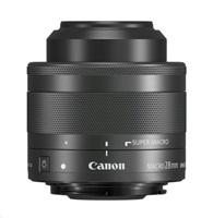 Canon EF-M 28mm f/3,5 Macro IS STM objektiv