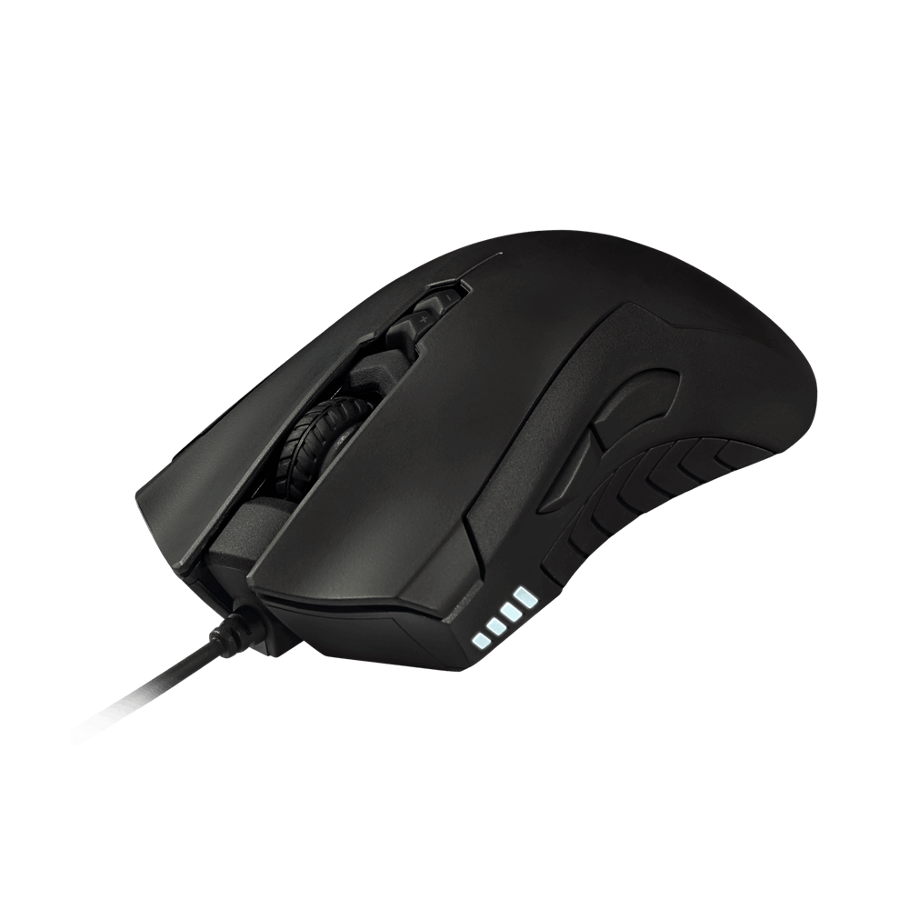 GIGABYTE Myš Mouse XM300, USB, Optical, up to 6400 DPI