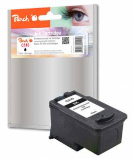 PEACH kompatibilní cartridge Canon PG-510, Black, 14 ml