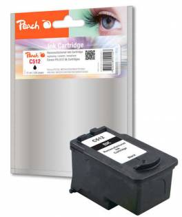 PEACH kompatibilní cartridge Canon PG-512, Black, 17 ml