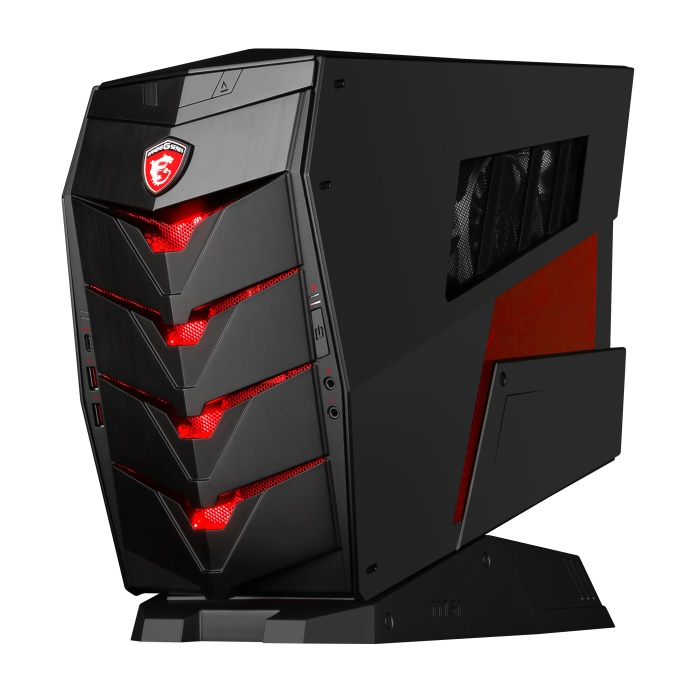 MSI PC Aegis-001EU, i5-6400, GTX970 4GB, 8GB DDR4, 1TB + 128 SSD, DVDRW, USB3, GbLAN, Wifi, Win10Home