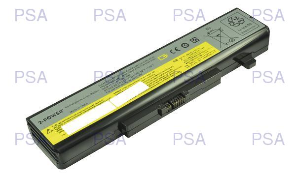 2-Power Lenovo ThinkPad E430, E530 6článková baterie Baterie do Laptopu 10,8V 5200mAh