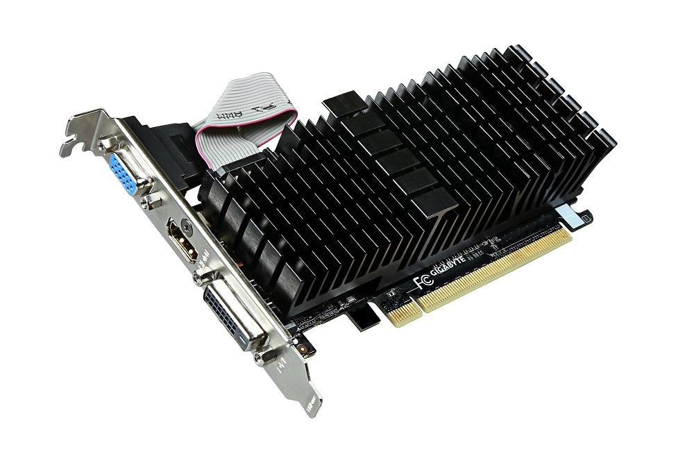 GIGABYTE VGA NVIDIA GT 710 2GB DDR3 (passive)