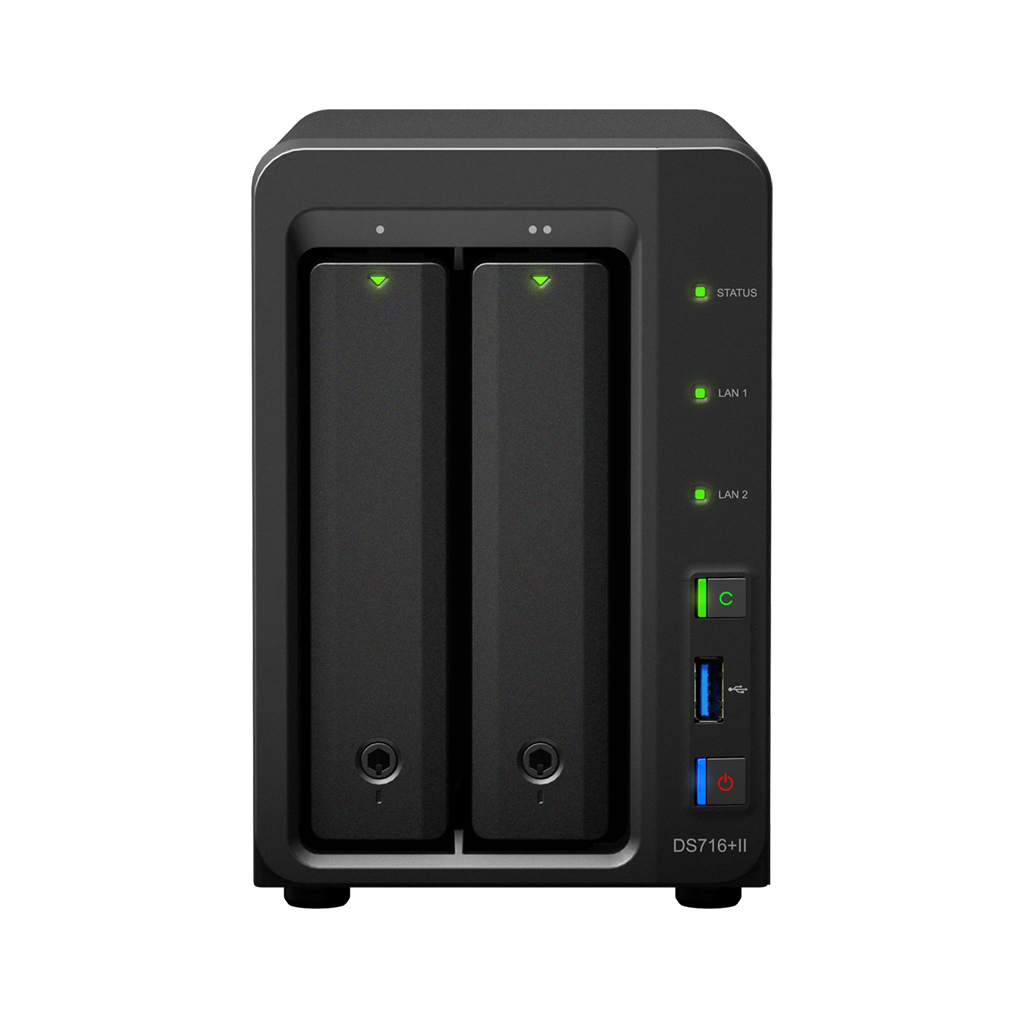 Synology DS716+II DiskStation