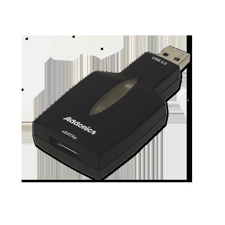 Addonics USB 3.0 - eSATAp adaptér