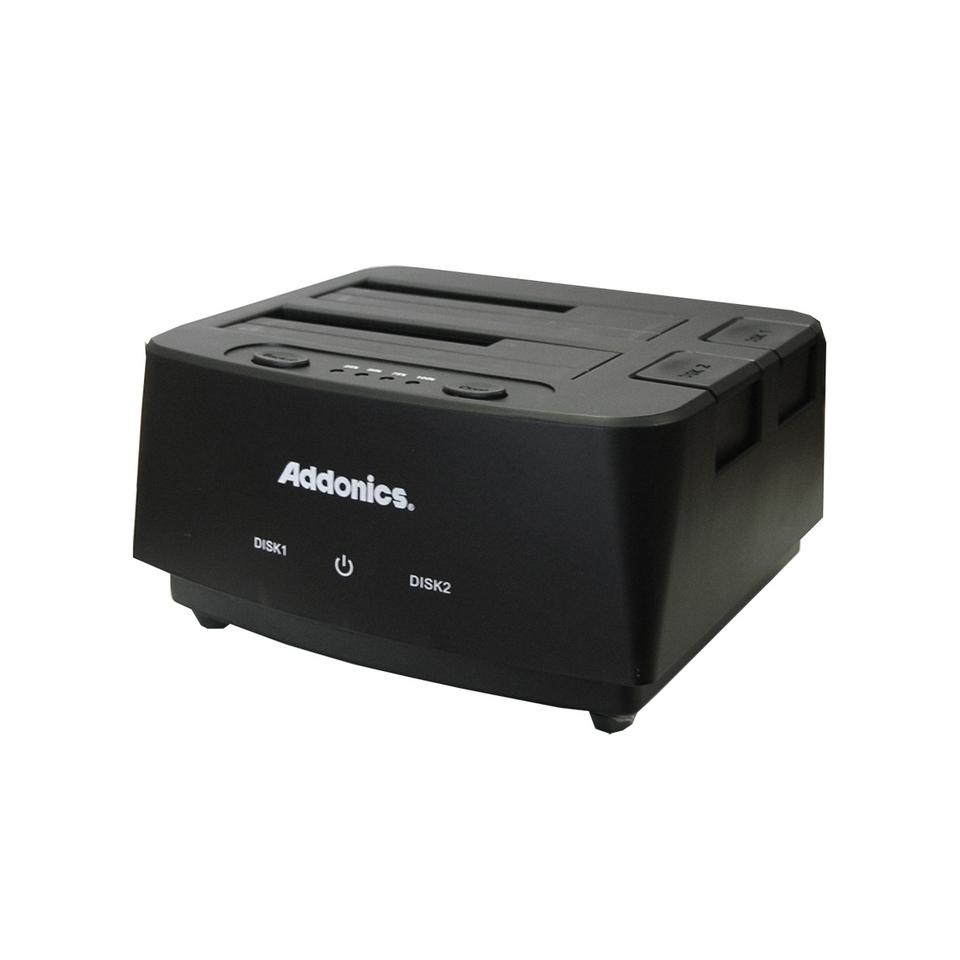 Addonics externí dokovací stanice USB 3.O