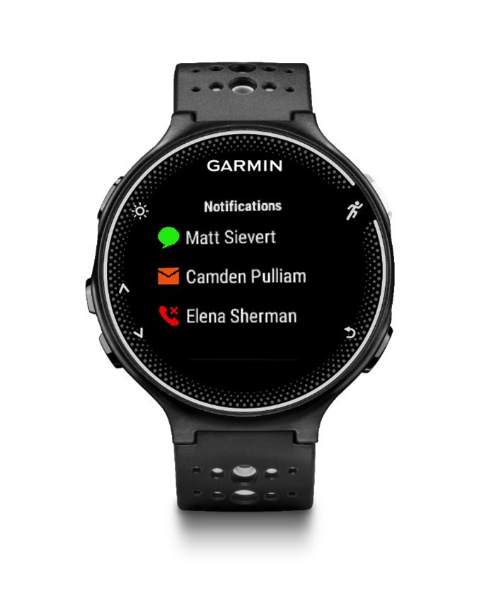 Garmin Forerunner 230 Black-White