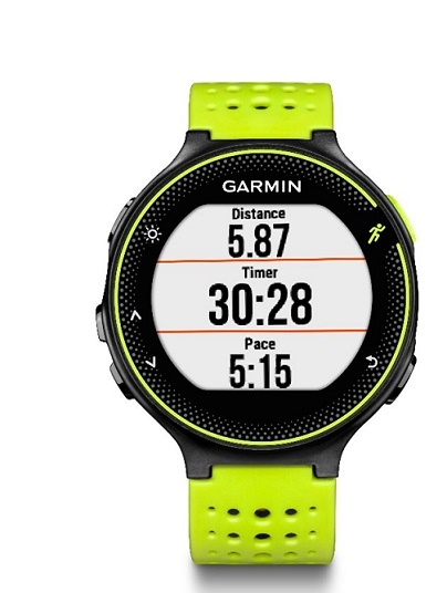 Garmin Forerunner 230 Black-Yellow