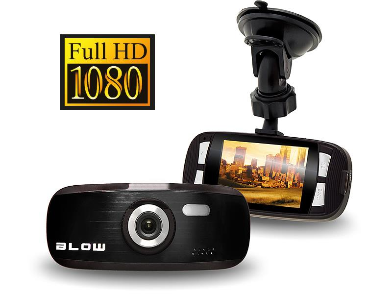 BLOW BLACKBOX F560 kamera do auta Full HD