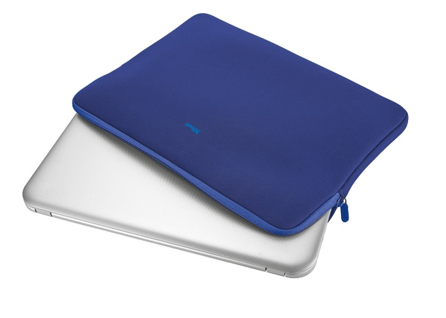 """TRUST Pouzdro na notebook 11.6"""" Primo Soft Sleeve for laptops - blue"""