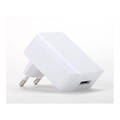 Gembird Nabíječka USB, 2100mA, bílá