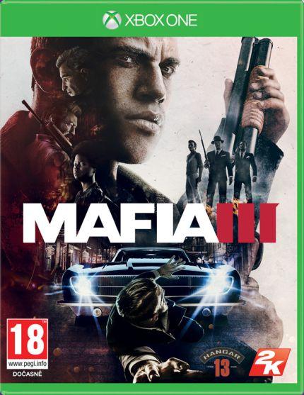 XOne - Mafia 3 oficiální start prodeje 7.10.2016