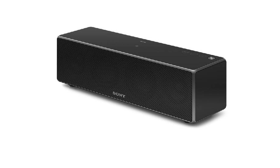 SONY SRS-ZR7 Bezdrátový reproduktor s technologií Bluetooth®/Wi-Fi® - Black