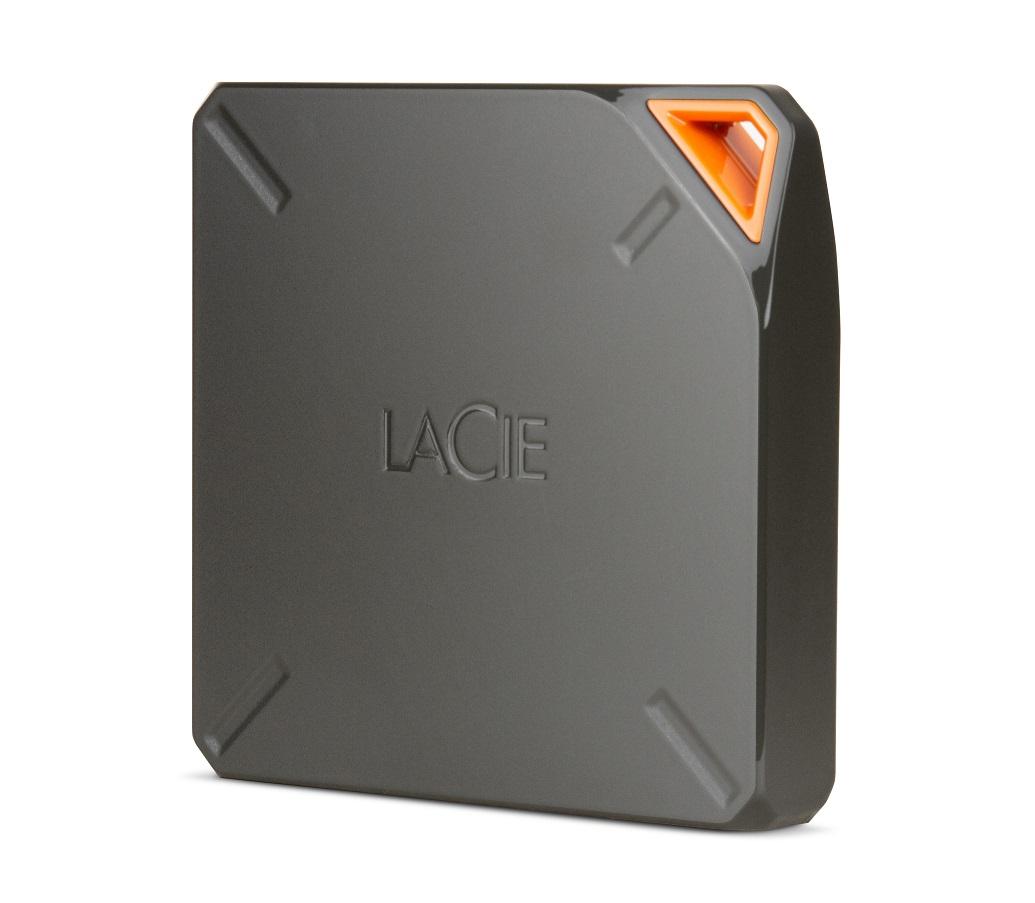 LaCie disk Fuel, 2 TB, Wi-Fi