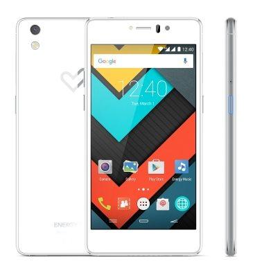 "ENERGY Phone Pro 4G Pearl (Octa Core A53 1,5GHz+GPU Adreno 405, 5"", 1920x1080px, 3GB RAM, 32GB, microSD, Gorilla Glass3)"