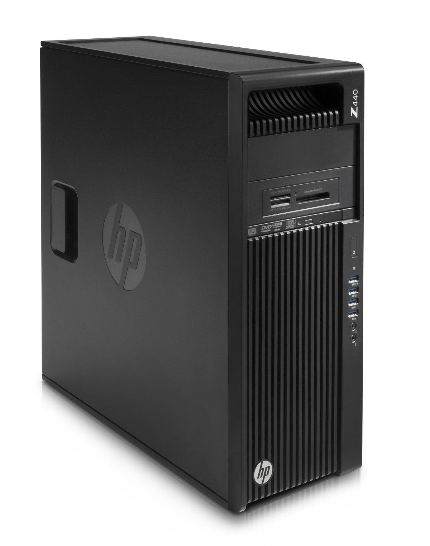 HP Z440 E5-1620v4 3.50GHz /16GB DDR4-2133 (2x8GB)/256GB SSD PCIe/NVIDIA Quadro M2000 4GB 4xDP/Win 10 Pro+Win 7 Pro
