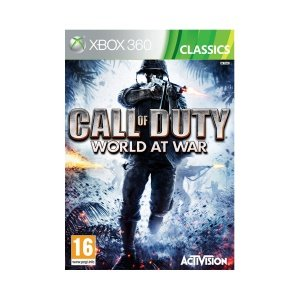 X360 - Call of Duty: World at War Classics