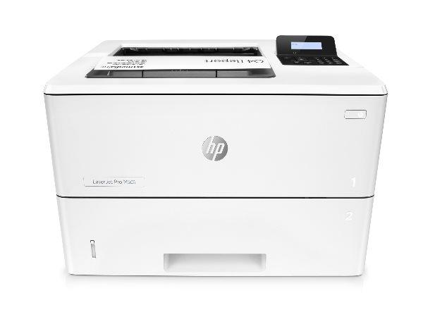HP LaserJet Enterprise M501n (A4, 43 ppm, USB 2.0, Ethernet)