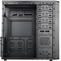 SPIRE skříň SUPREME 1501, 420W, Midi Tower, black, USB 2.0