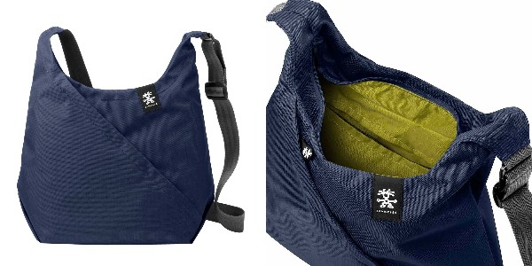 Crumpler Lamington Bag M - dark navy
