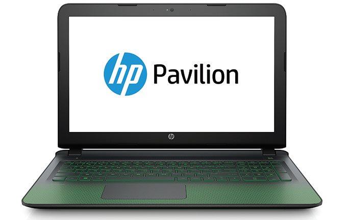 HP Pavilion 15-ak001nc Gaming edition/Intel i5-6300HQ/8GB/1TB/DVDRW/GF GTX 950M 4GB/15,6 FHD/Win 10/černá
