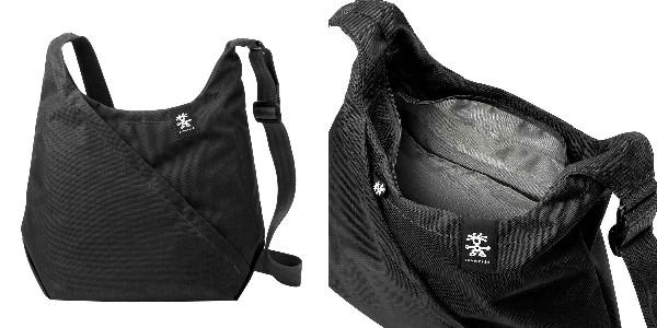 Crumpler Lamington Bag M - black