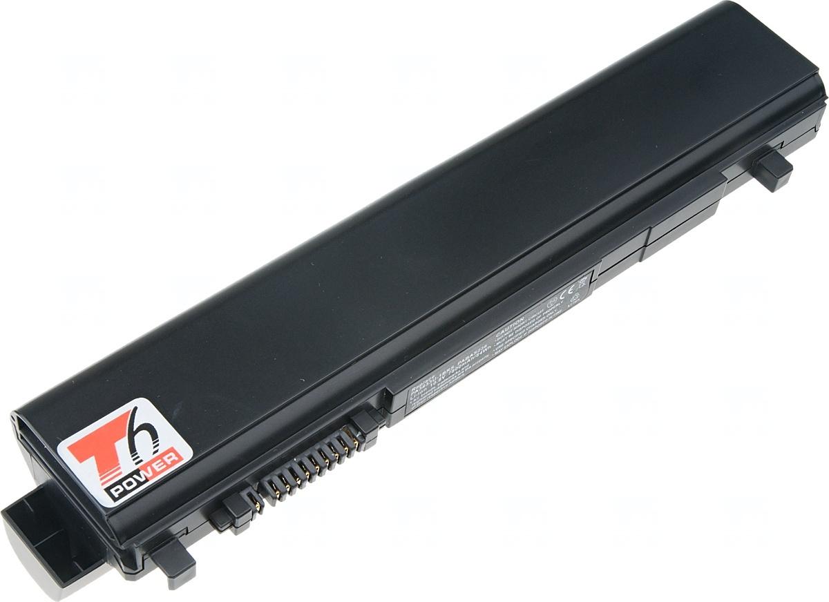 Baterie T6 power Toshiba Portege R700, R830, R930, Tecra R700, R840, R940, 9cell, 7800mAh