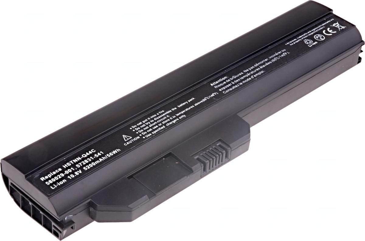 Baterie T6 power HP Mini 311-1000, 311-1100, Pavilion dm1-1000, dm1-2000 serie, 6cell, 5200mAh