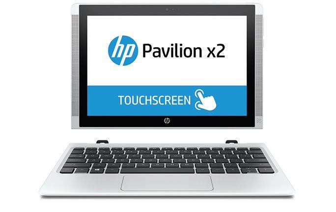 HP Pavilion x2 10-n201nc, Z2736F, 10.1 WXGA Touch, IntelHD, 2GB, 32GB, W10, bílý