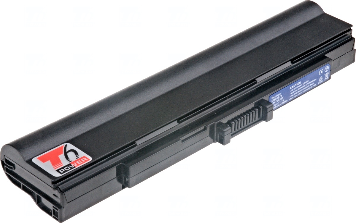 Baterie T6 power Acer Aspire 1410 11,6, 1810T, One 521, 752, Ferrari One 200, 5200mAh, 58Wh, 6cell