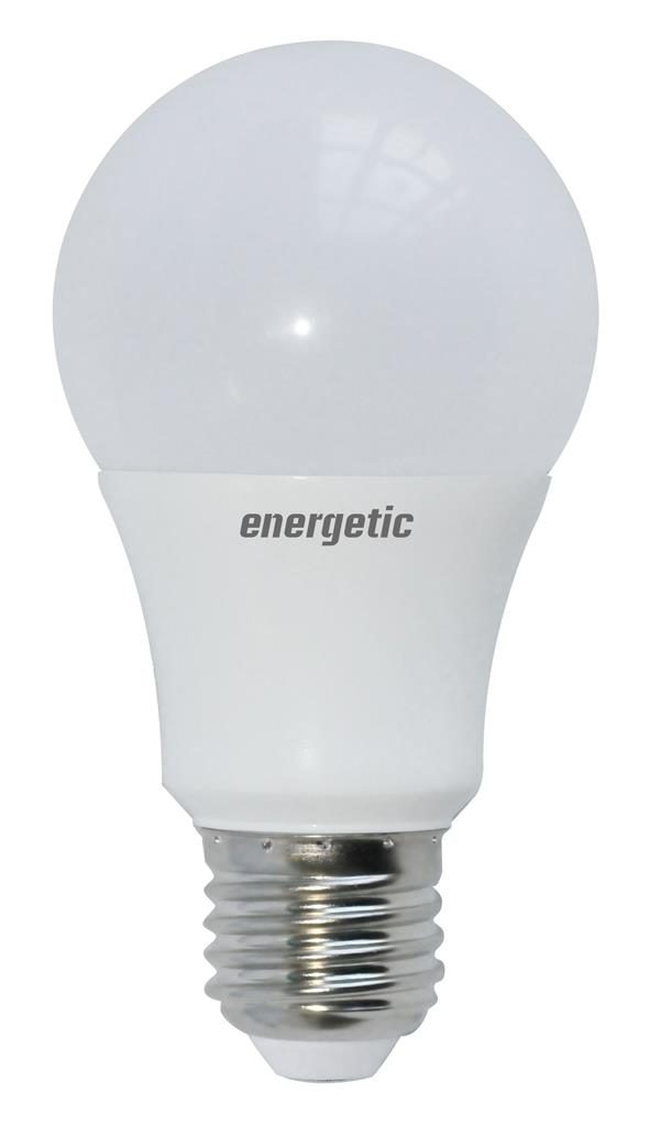 Světelný zdroj LED Energetic Lighting E27 5W->32W 2700K 350lm A60 matný