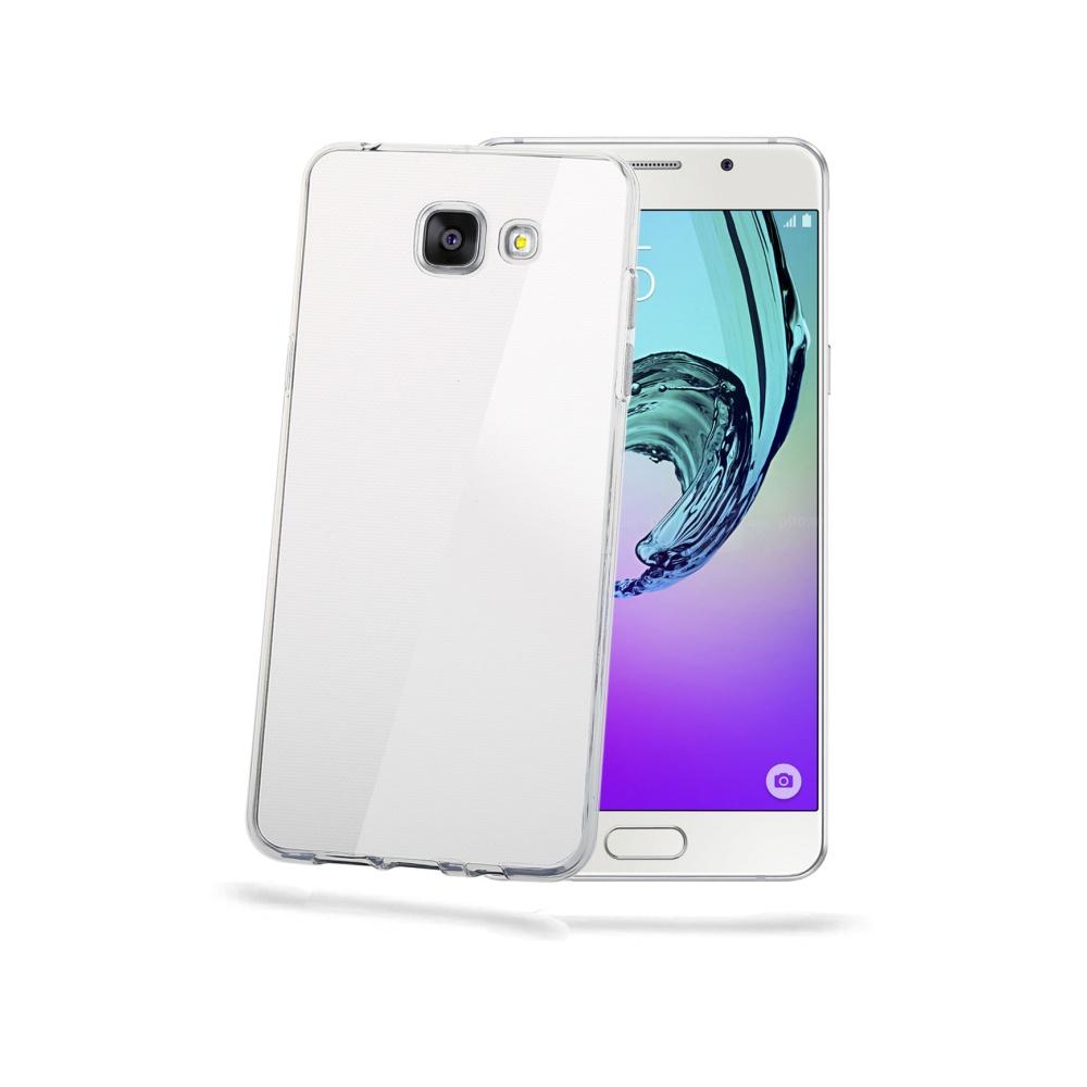 TPU pouzdro CELLY Galaxy A5(2016), bezbarvé