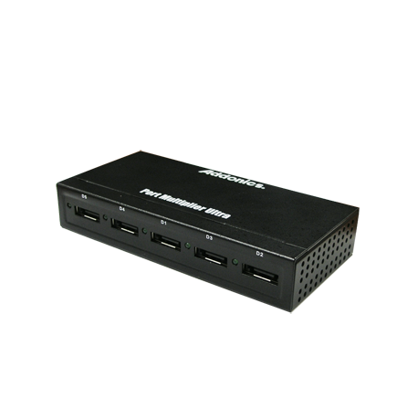 Addonics Port Multiplier Ultra eSATA / USB 3.0,