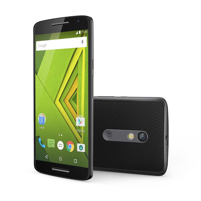 "Lenovo Smartphone Moto X-Play Single SIM/5,5"" IPS/1920x1080/Octa-Core/1,7GHz/2GB/16GB/21Mpx/LTE/Android 6.0/Black"