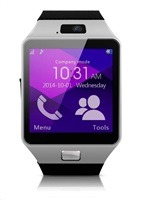 PATONA chytré hodinky Erenbach Smartwatch/ CPU MTK6260A/ 128MB RAM/ 64MB HDD/ microSIM/ GPS/ BT/ Android/ CZ/ černé